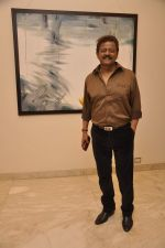 Ramesh Bhatkar at Amol palekar_s art exhibition in Mumbai on 25th Nov 2014 (29)_547593c560aba.JPG