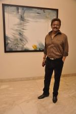 Ramesh Bhatkar at Amol palekar_s art exhibition in Mumbai on 25th Nov 2014 (30)_547593c60b31a.JPG