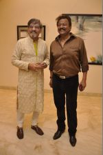 Ramesh Bhatkar at Amol palekar_s art exhibition in Mumbai on 25th Nov 2014 (33)_547593c750043.JPG