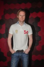 Alexx O Neil at Box Cricket League red Carpet in Mumbai on 27th Nov 2014 (163)_54771f1b21f48.JPG