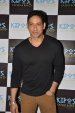 Hrishikesh Pandey at Kipos greek restaurant launch in bandra, Mumbai on 28th Nov 2014 (64)_54799eaceaf2b.JPG