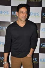 Hrishikesh Pandey at Kipos greek restaurant launch in bandra, Mumbai on 28th Nov 2014 (65)_54799de657638.JPG