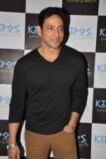 Hrishikesh Pandey at Kipos greek restaurant launch in bandra, Mumbai on 28th Nov 2014 (66)_54799de79df23.JPG