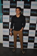 Hrishikesh Pandey at Kipos greek restaurant launch in bandra, Mumbai on 28th Nov 2014 (67)_54799de8a892a.JPG