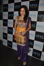 Kishori Shahane at Kipos greek restaurant launch in bandra, Mumbai on 28th Nov 2014 (24)_54799e13ec0ac.JPG
