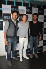 Yuvraj Singh, Timmy Narang at Kipos greek restaurant launch in bandra, Mumbai on 28th Nov 2014 (34)_54799f1eab4e1.JPG