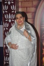 Farida Jalal at Zee Rishtey Awards in Andheri Sports Complex, Mumbai on 29th Nov 2014 (37)_547c4afc4871e.JPG
