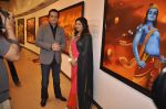 Fardeen Khan at camel colours exhibition in Jehangir Art Gallery, Mumbai on 1st Dec 2014 (16)_547d8098530c5.JPG