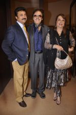 Sanjay Khan, Zarine Khan at camel colours exhibition in Jehangir Art Gallery, Mumbai on 1st Dec 2014 (6)_547d80b7c6b73.JPG