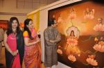 Uddhav Thackeray, Rashmi Thackeray at camel colours exhibition in Jehangir Art Gallery, Mumbai on 1st Dec 2014 (31)_547d80ff7cd78.JPG