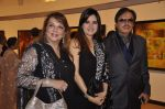 Zarine Khan, Sanjay Khan at camel colours exhibition in Jehangir Art Gallery, Mumbai on 1st Dec 2014 (39)_547d80b8d0213.JPG