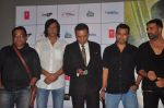 Kay Kay Menon, Danny Denzongpa, Neeraj Pandey, Akshay Kumar at Baby trailor launch in PVR, Mumbai on 3rd Dec 2014 (60)_5480221df06c9.JPG
