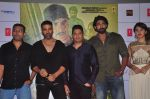 Neeraj Pandey, Akshay Kumar, Bhushan Kumar, Rana Daggubati, Tapsee Pannu at Baby trailor launch in PVR, Mumbai on 3rd Dec 2014 (59)_5480222079a96.JPG