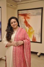 Bindiya Goswami at Amol Palekar_s painting exhibition in Mumbai on 7th Dec 2014 (26)_5485b39f627d0.JPG