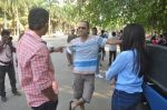 Rannvijay Singh, Adah Sharma shoot action sequence for vipul shah in Mumbai on 7th Dec 2014 (36)_5485d5567dcf2.JPG
