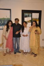 Zarina Wahab, Bindiya Goswami, Amol Palekar, Vidya Sinha at Amol Palekar_s painting exhibition in Mumbai on 7th Dec 2014 (45)_5485b2d8122ac.JPG