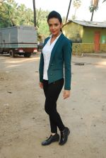 Bidita Bag On location of Gun Pe Done in Madh on 8th Dec 2014 (102)_5486b94ac572b.JPG
