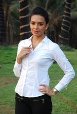 Bidita Bag On location of Gun Pe Done in Madh on 8th Dec 2014 (109)_5486b953a4668.JPG