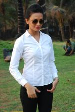 Bidita Bag On location of Gun Pe Done in Madh on 8th Dec 2014 (110)_5486b954ad94d.JPG