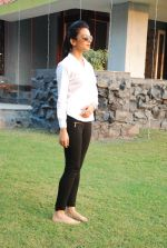 Bidita Bag On location of Gun Pe Done in Madh on 8th Dec 2014 (111)_5486b955e8628.JPG