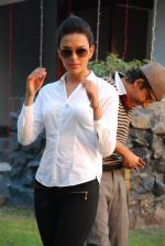 Bidita Bag On location of Gun Pe Done in Madh on 8th Dec 2014 (112)_5486b956deae5.JPG