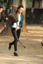 Bidita Bag On location of Gun Pe Done in Madh on 8th Dec 2014 (95)_5486b942bcd1d.JPG