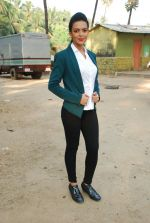 Bidita Bag On location of Gun Pe Done in Madh on 8th Dec 2014 (96)_5486b9451b588.JPG