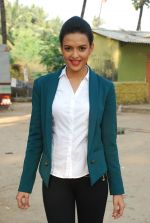 Bidita Bag On location of Gun Pe Done in Madh on 8th Dec 2014 (98)_5486b947337ba.JPG