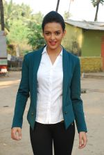 Bidita Bag On location of Gun Pe Done in Madh on 8th Dec 2014 (99)_5486b9482cc6e.JPG
