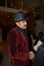 Jamnadas Majethia at Purbi Joshi Wedding in Mumbai on 8th Dec 2014 (30)_5486bbf836295.JPG
