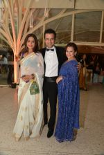 Neelam Singh, Rohit Roy, manasi Joshi Roy at Purbi Joshi Wedding in Mumbai on 8th Dec 2014 (9)_5486bca652f5b.JPG