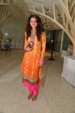 Nigaar Khan at Purbi Joshi Wedding in Mumbai on 8th Dec 2014 (40)_5486bb90db80e.JPG