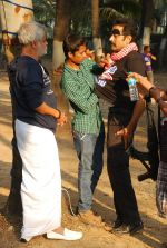 Vijay Raaz On location of Gun Pe Done in Madh on 8th Dec 2014 (53)_5486b9a4d743b.JPG