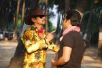 Vijay Raaz On location of Gun Pe Done in Madh on 8th Dec 2014 (56)_5486b9a7a72b8.JPG
