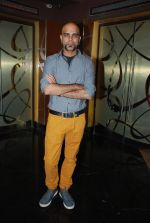 Raghu Ram at Suleman Keeda premiere in PVR, Mumbai on 10th Dec 2014 (84)_54894085e47e9.JPG