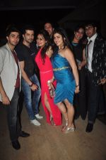 Shenaz Treasuryvala, Pooja Gujral at Main Aur Mr Right bash in Levo, Mumbai on 10th Dec 2014 (85)_5489457b91d0c.JPG