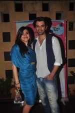 Shenaz Treasurywala at Main Aur Mr Right bash in Levo, Mumbai on 10th Dec 2014 (50)_54894580ad973.JPG