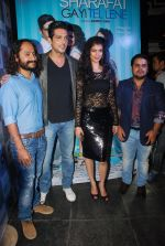 Tena Desae, Zayed Khan at the Audio release of Sharafat Gayi Tel Lene in Andheri, Mumbai on 11th Dec 2014 (89)_548aaaf2a137b.JPG