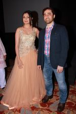 Faisal Khan, Ashima Sharma at the music launch of Mumbai can dance saala in Mumbai on 11th Dec 2014 (24)_548aafbccb386.jpg