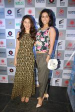 Manjari Phadnis, Madhurima Tuli at the Audio release of Sharafat Gayi Tel Lene in Andheri, Mumbai on 11th Dec 2014 (131)_548aaab6b80ab.JPG