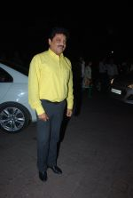 Udit Narayan at Megha Jalota prayer meet in Isckon, Mumbai on 11th Dec 2014 (62)_548aadf7cb6d2.JPG