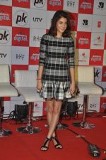Anushka Sharma at PK game launch in Reliance Digital, Mumbai on 12th Dec 2014  (183)_548c25520d00a.JPG