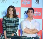 Anushka Sharma, Aamir Khan at PK game launch in Reliance Digital, Mumbai on 12th Dec 2014  (210)_548c25a72113d.JPG
