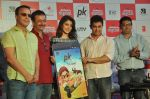 Anushka Sharma, Aamir Khan, Rajkumar Hirani, Vidhu Vinod Chopra at PK game launch in Reliance Digital, Mumbai on 12th Dec 2014  (153)_548c2563b0749.JPG