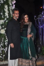Raveena Tandon, Anil Thadani at Sangeet ceremony of Riddhi Malhotra and Tejas Talwalkar in J W Marriott, Mumbai on 13th Dec 2014 (415)_548ec54c923c2.JPG