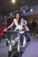 Tena Desae at autocar show in Mumbai on 13th Dec 2014 (42)_548e9d852b6d3.JPG