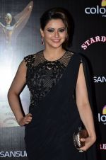 Aamna Sharif at Sansui Stardust Awards red carpet in Mumbai on 14th Dec 2014 (339)_548fcf4c0b12c.JPG