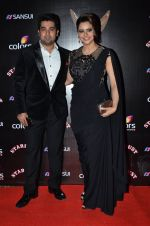 Aamna Sharif at Sansui Stardust Awards red carpet in Mumbai on 14th Dec 2014 (341)_548fce9f6fc4c.JPG