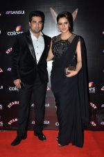 Aamna Sharif at Sansui Stardust Awards red carpet in Mumbai on 14th Dec 2014 (345)_548fcea3a45fb.JPG