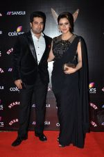 Aamna Sharif at Sansui Stardust Awards red carpet in Mumbai on 14th Dec 2014 (346)_548fcea474652.JPG